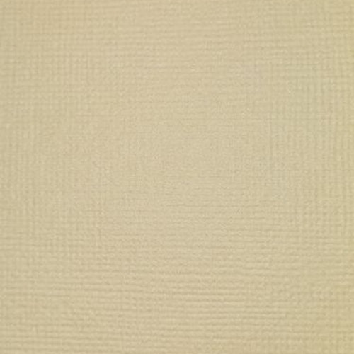 "American crafts cardstock 12""x12"" - Latte 71503"