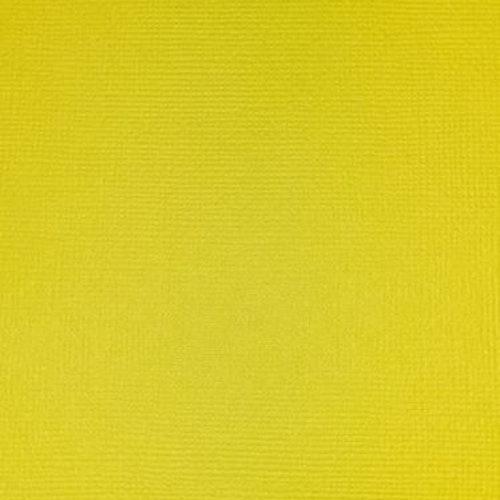 "American crafts cardstock 12""x12"" - Limenade 71505"