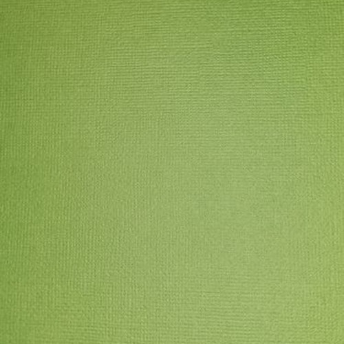 "American crafts cardstock 12""x12"" - Mint 71062"
