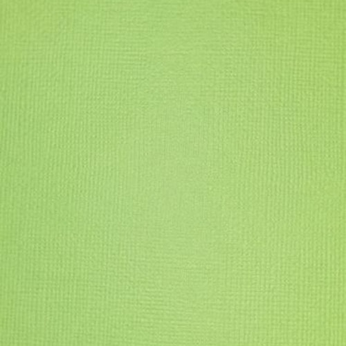 "American crafts cardstock 12""x12"" - Cabbage 71565"