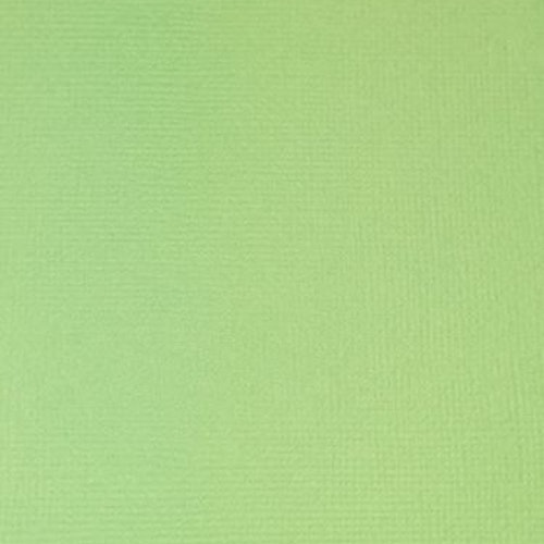 "American crafts cardstock 12""x12"" - Spearmint 71507"