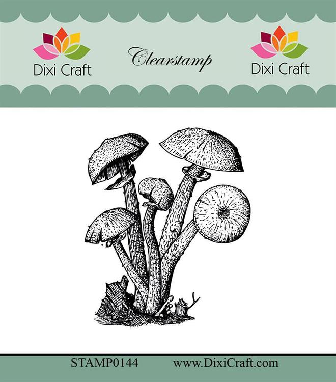 "Dixi craft clearstamp - ""Botanical Collection"" STAMP0144"