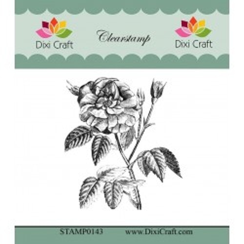 "Dixi craft clearstamp - ""Botanical Collection"" STAMP0143"