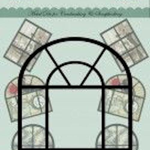 Dixi craft Dies - large window MD0006