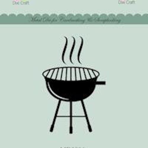 Dixi craft Dies - grill MD0016