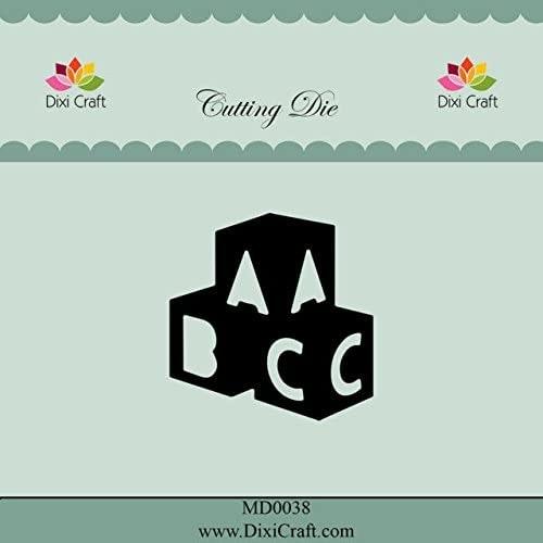 Dixi craft Dies - klossar MD0038