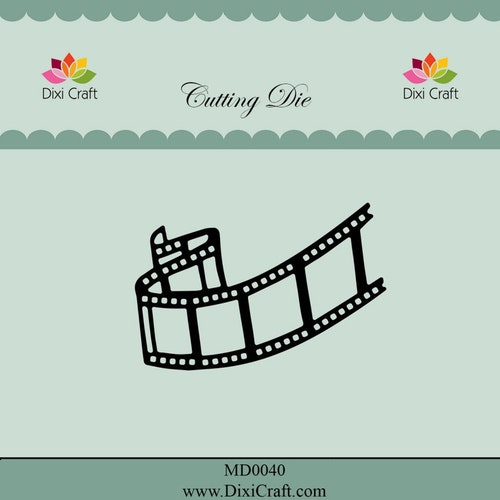 Dixi craft Dies - filmstrip MD0040