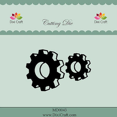 Dixi craft Dies - gear MD0043
