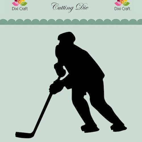 Dixi craft Dies - ishockeyspelare MD0078