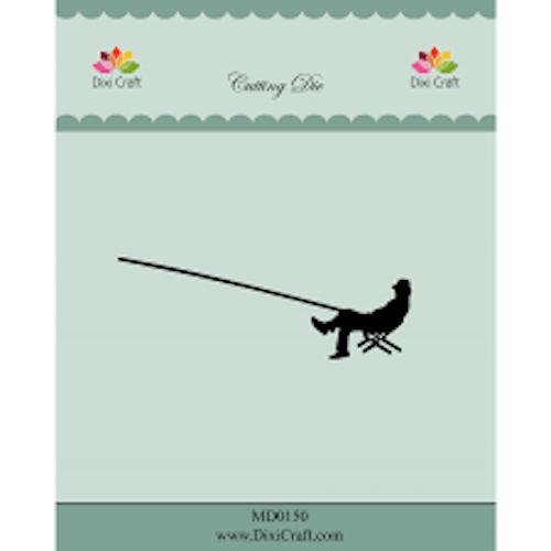 Dixi craft Dies - fiskare MD0150