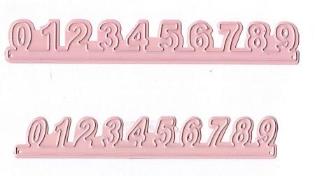 Joy! crafts Dies - Mery's  numbers 6002/0491