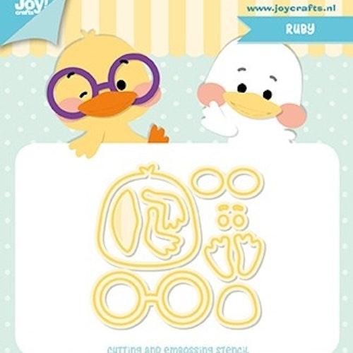 Joy! crafts Dies - Ryby 6002/1273