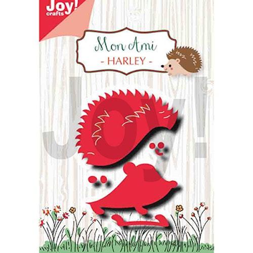 Joy! crafts Dies - Harley 6002/1395