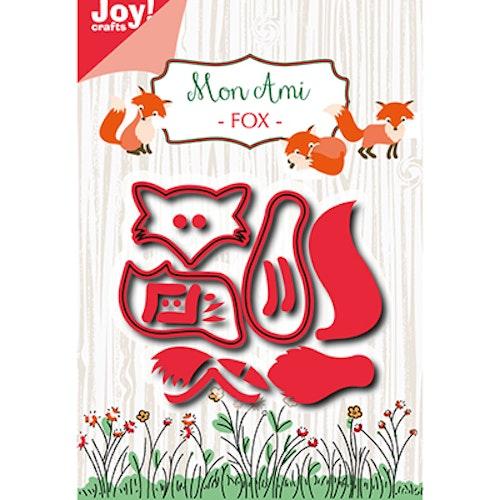 Joy! crafts Dies - Fox 6002/1146