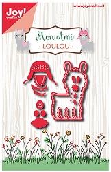 Joy! crafts Dies - Loulou 6002/1323