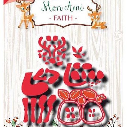 Joy! crafts Dies - Faith 6002/1316
