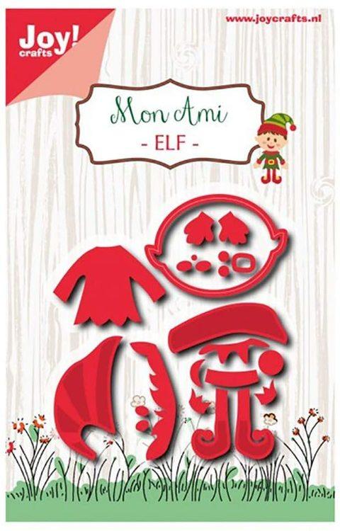Joy! crafts Dies - Elf 6002/1078