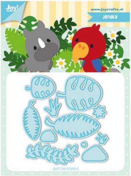 Joy! crafts Dies - Jungle 6002/1194