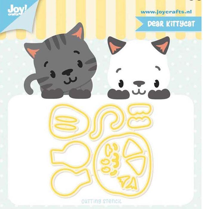 Joy! crafts Dies - Dear kittycat 6002/1321