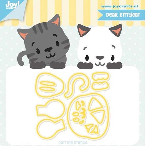 Joy! crafts Dies - Dear kittycat 6002/1321