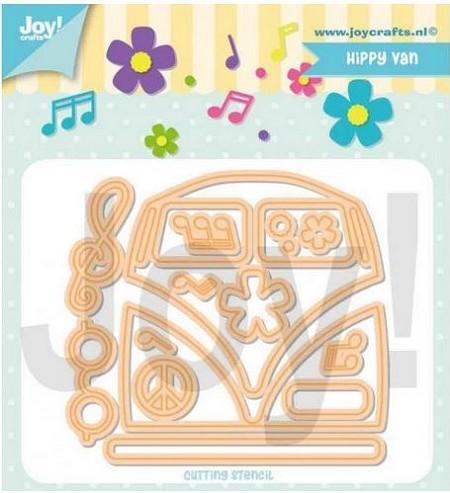 Joy! crafts Dies - Hippy van 6002/1365