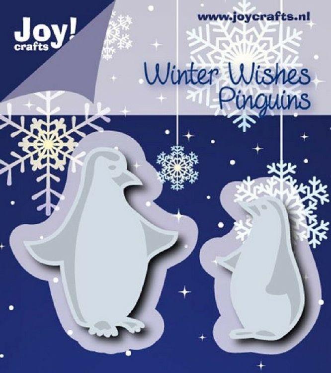 Joy! crafts Die -  pingvin 6002/0582