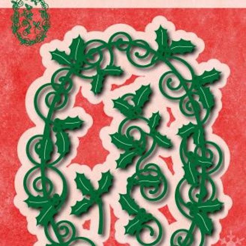 Joy! crafts Die - holly leaves 6002/0576