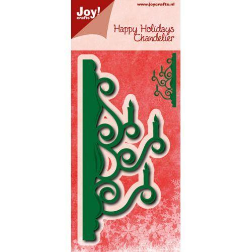 Joy! crafts Die - chandelier 6002/0633