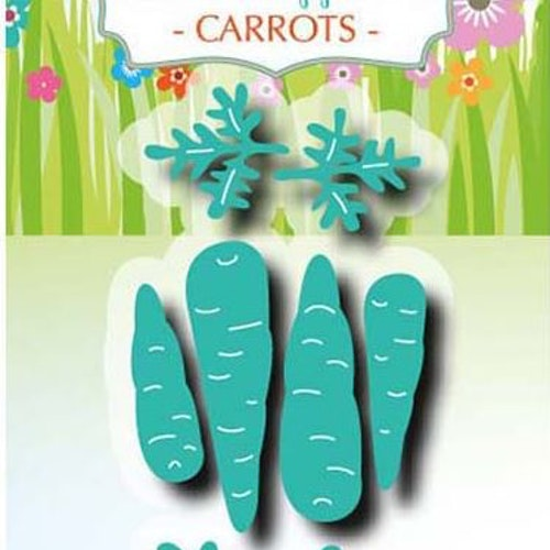 Joy! crafts Die - carrots 6002/1279