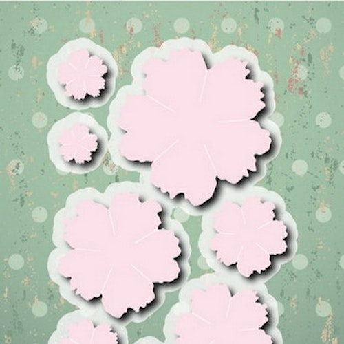 Joy! crafts Die -floral flourisher 6002/1081