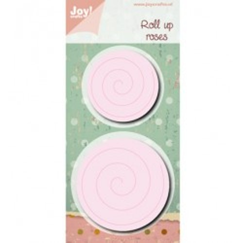 Joy! crafts Die - roll up roses 6002/0473
