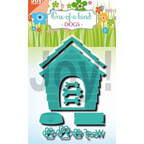 Joy! crafts Dies - Dogs 6002/1331
