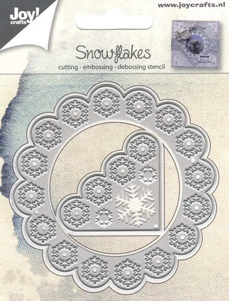 Joy! crafts Die - Snowflakes 6002/0547