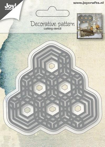 Joy! crafts Die - Decorativ pattern 6002/0955
