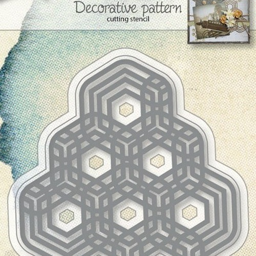 Joy! crafts Die - Decorativ pattern 6002/0955