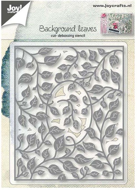 Joy! crafts Die - Background leaves 6002/1286