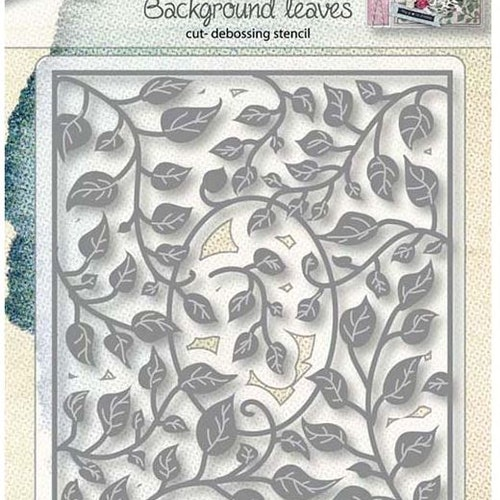 Joy! crafts Die - Background leaves 6002/1286