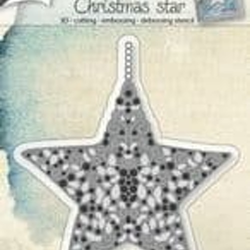 Joy! crafts Die - christmas star 6002/0787