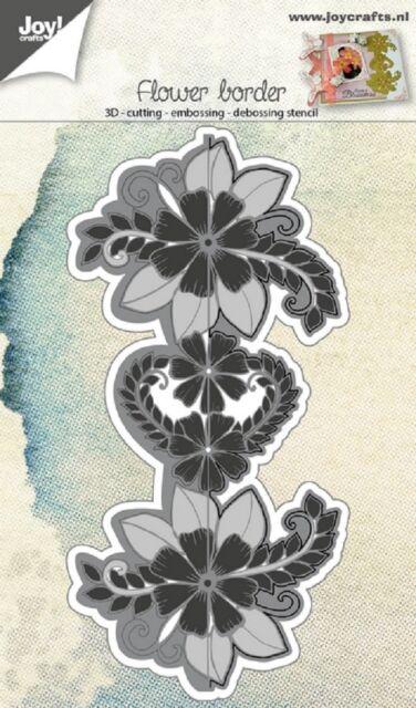 Joy! crafts Die - flower border 6002/0691