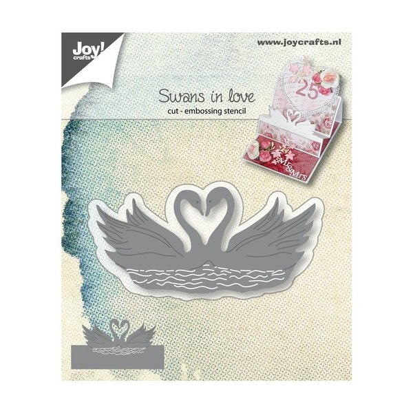Joy! crafts Die - Swans in love 6002/1310