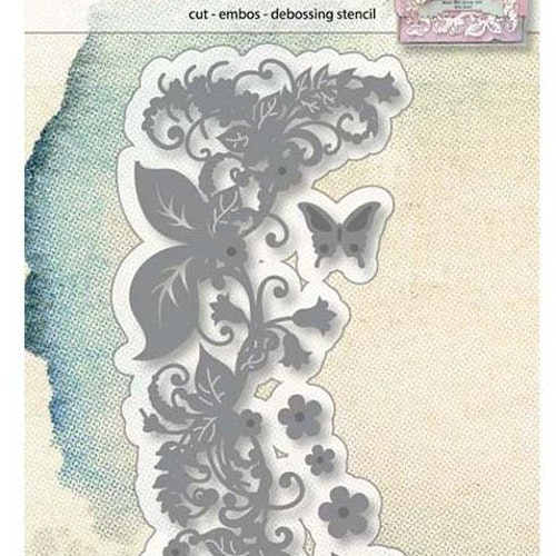 Joy! crafts Die - flower border 6002/1188