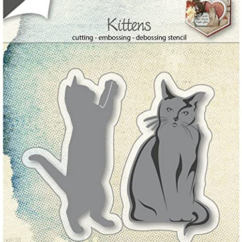 Joy! crafts Die - Kittens 6002/0694