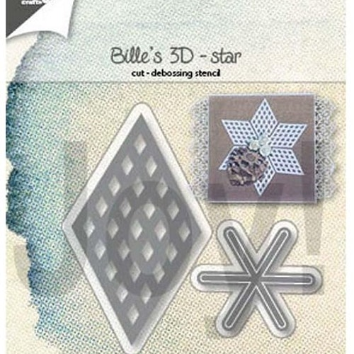 Joy! crafts Die - Billies 3D star 6002/1391