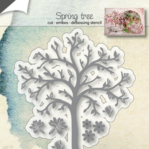 Joy! crafts Die - Spring tree 6002/1281