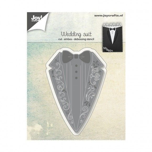 Joy! crafts Die - wedding suit 6002/1264