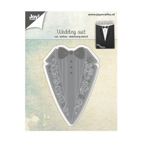 Joy! crafts Die - wedding suit 6002/1264