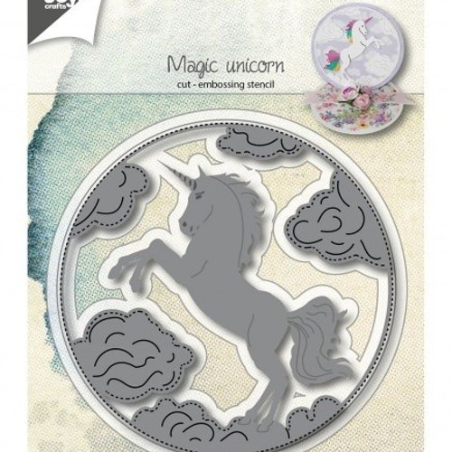 Joy! crafts Die - magic unicorn 6002/1170
