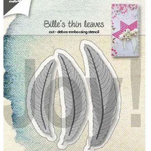Joy! crafts Die - Billies thin leaves 6002/1311