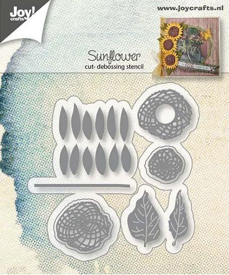 Joy! crafts Die - sunflower 6002/1222