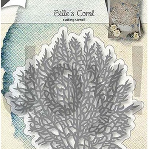 Joy! crafts Die - billies coral 6002/1297